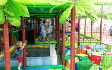 Jungle Gym play room