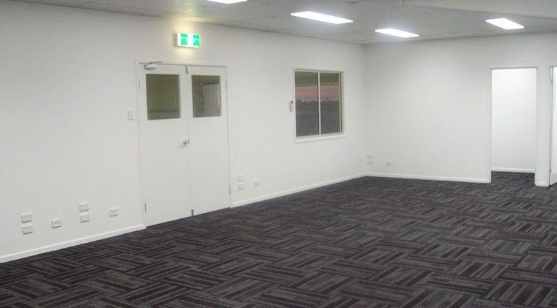 QGC Shed Repurpose flooring