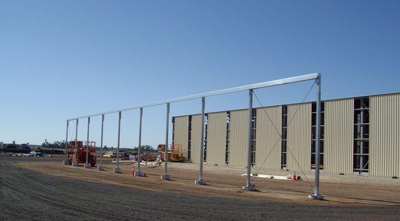 QGC Windibri Steel frame
